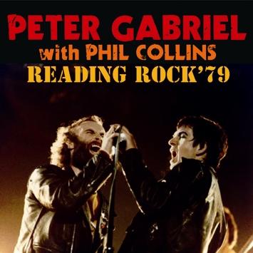 PETER GABRIEL - READING ROCK 1979