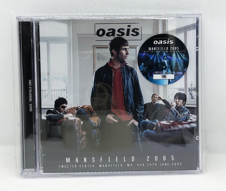 OASIS- MANSFIELD 2005 (2CD)