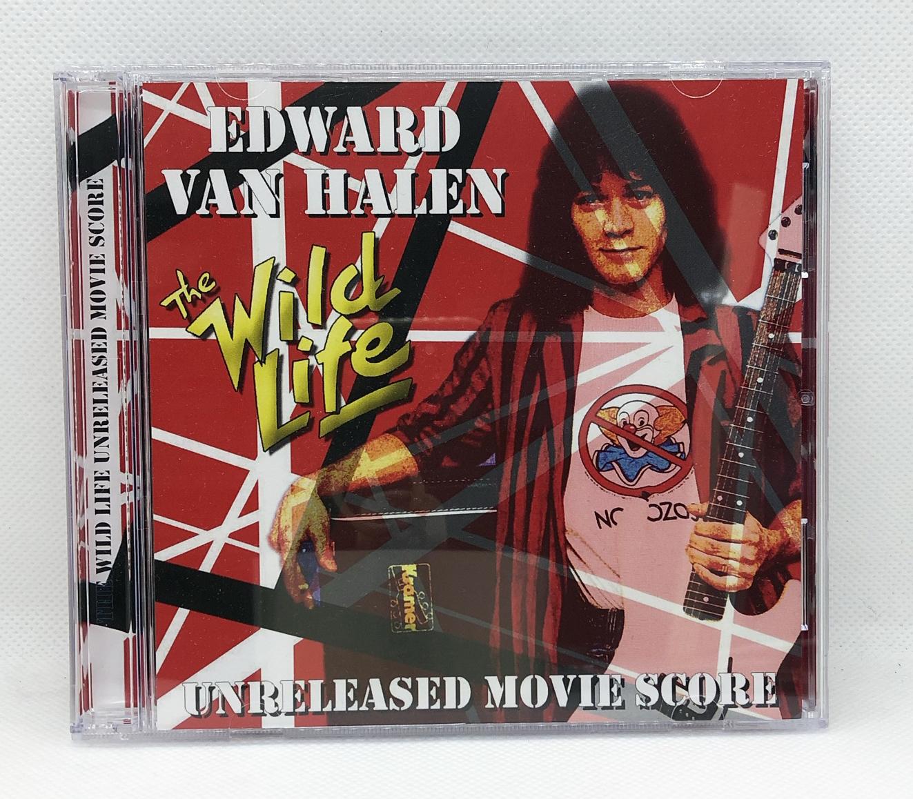 EDWARD VAN HALEN - THE WILD LIFE UNRELEASED SCORE (1CD)