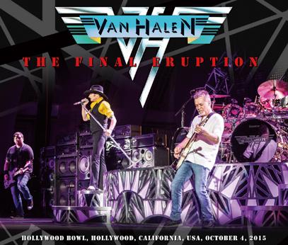 VAN HAELN - THE FINAL ERUPTION (2CDR+1BDR)
