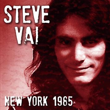 STEVE VAI  - NEW YORK 1985 (1CDR)