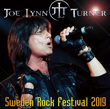 JOE LYNN TURNER - SWEDEN ROCK FESTIVAL 2019 (1CDR)