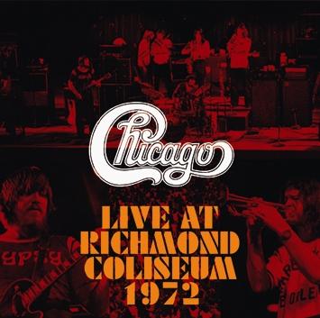 CHICAGO - LIVE AT RICHMOND COLISEUM 1972(2CDR)