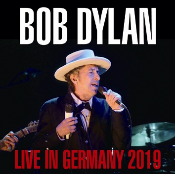 BOB DYLAN - LIVE IN GERMANY 2019 (2CDR)