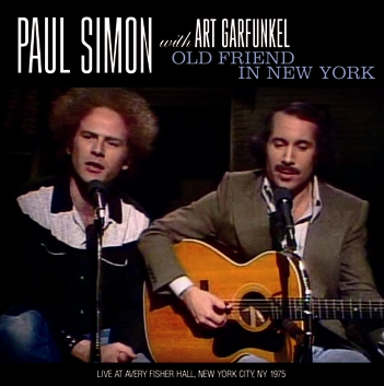 PAUL SIMON - OLD FRIEND IN NEW YORK (2CDR)