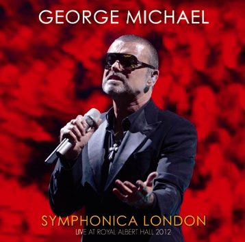 GEORGE MICHAEL - SYMPHONICA LONDON: LIVE AT ROYAL ALBERT HALL 2012 (1CDR)