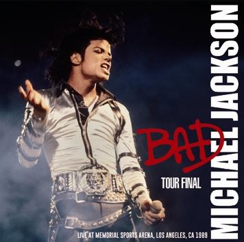 MICHAEL JACKSON - BAD TOUR FINAL(2CDR)