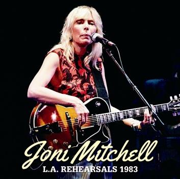 JONI MITCHELL - L.A. REHEARSALS 1983 (2CDR)