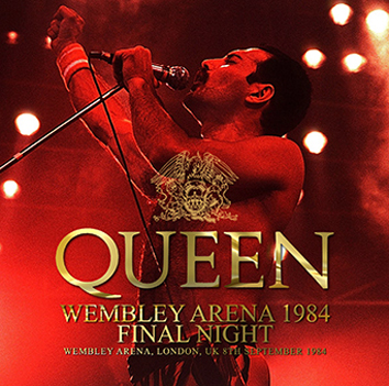 QUEEN - WEMBLEY ARENA 1984 FINAL NIGHT (2CDR)
