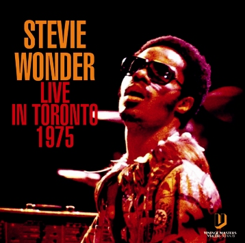 STEVIE WONDER - LIVE IN TORONTO 1975(2CDR)