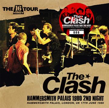 THE CLASH - HAMMERSMITH PALAIS 1980: 2ND NIGHT (2CD)