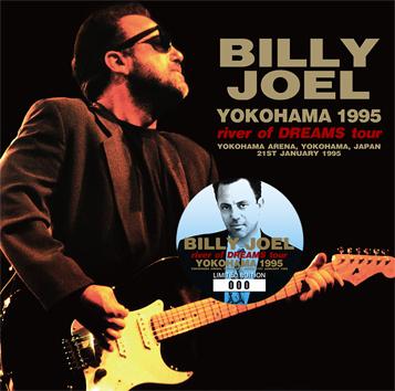 BILLY JOEL - YOKOHAMA 1995 (2CD)