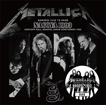 METALLICA - NAGOYA 1993 (2CD)
