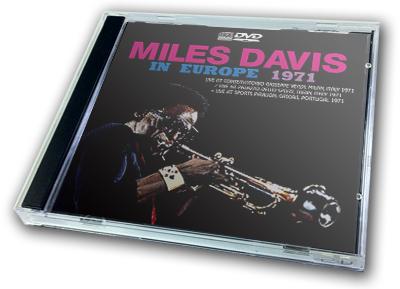 MILED DAVIS - IN EUROPE 1971