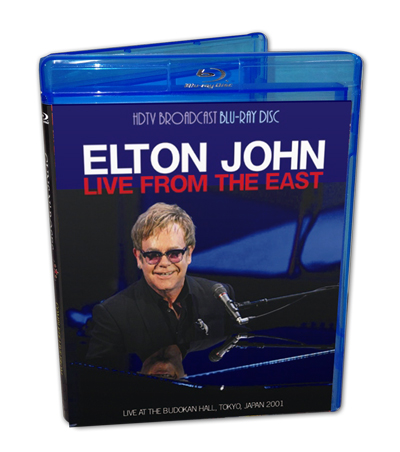ELTON JOHN - LIVE FROM THE EAST