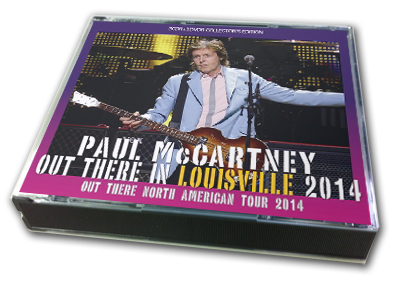 PAUL McCARTNEY - OUT THERE IN LOUISVILLE 2014