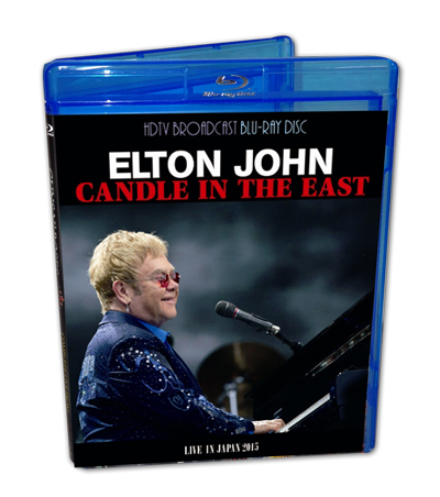 ELTON JOHN - CANDLE IN THE EAST