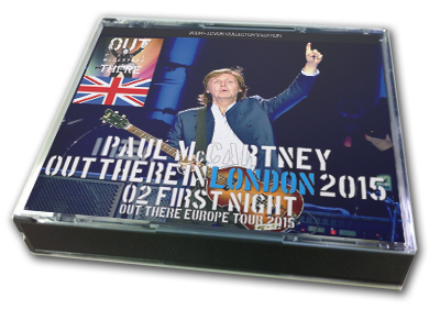 PAUL McCARTNEY - OUT THERE IN LONDON 2015
