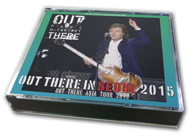 PAUL McCARTNEY - OUT THERE IN SEOUL 2015