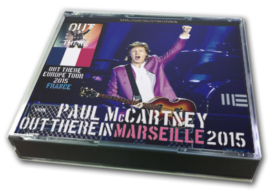 PAUL McCARTNEY - OUT THERE IN MARLEIILE 2015