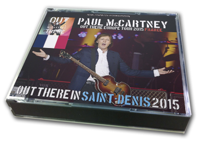PAUL McCARTNEY - OUT THERE IN SAINT-DENIS 2015