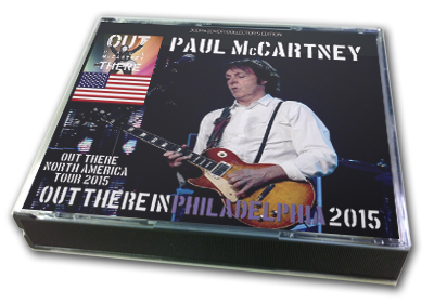 PAUL McCARTNEY - PUT THERE IN PHILADELPHIA 2015