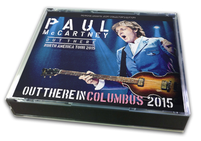 PAUL McCARTNEY - OUT THERE IN COLUMBUS 2015