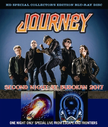 JOURNEY - SECOND NIGHT AT BUDOKAN 2017
