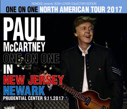 PAUL McCARTNEY - ONE ON ONE NORTH AMERICA TOUR 2017: NJ NEWARK