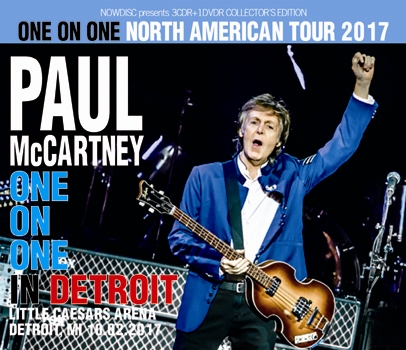 PAUL McCARTNEY - ONE ON ONE IN DETROIT 2017