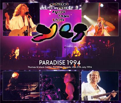 YES - PARADISE 1994