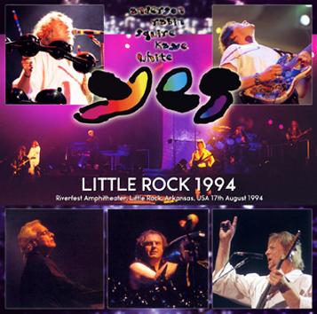 YES - LITTLE ROCK 1994