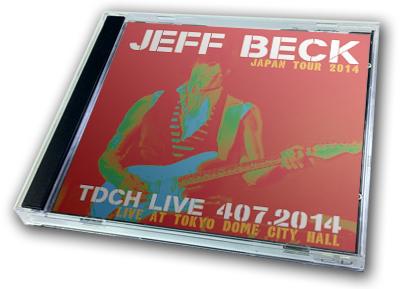 JEFF BECK - TDCH LIVE 407.2014 : JAPAN TOUR 2014