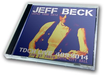 JEFF BECK - TDCH LIVE 409.2014 : JAPAN TOUR 2014