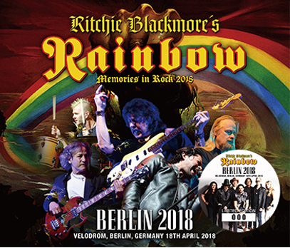 RAINBOW - BERLIN 2018