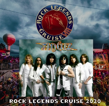 ANGEL - ROCK LEGENDS CRUISE 2020 (2CDR)