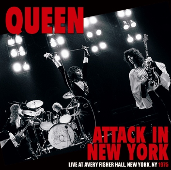 QUEEN - ATTACK IN NEW YORK 1975 (1CDR)