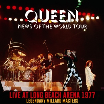 QUEEN - LIVE AT LONG BEACH ARENA 1977: LEGENDARY MILLARD MASTERS (2CDR)