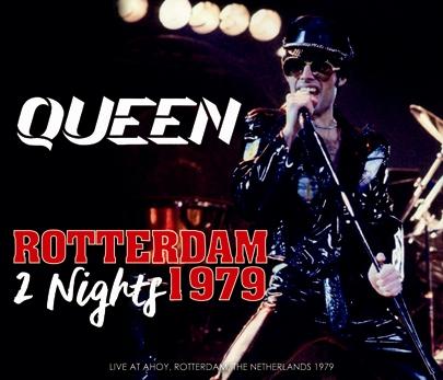 QUEEN - ROTTERDAM 2 NIGHTS 1979 (3CDR)