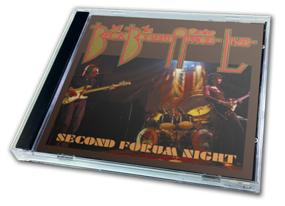 BECK, BOGART & APPICE - SECOND FORUM NIGHT