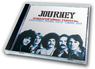 JOURNEY - SCHAEFER MUSIC FESTIVAL