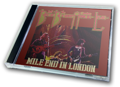 BECK, BOGERT & APPICE - MILE END IN LONDON