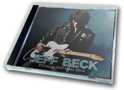 JEFF BECK - ROYAL ALBERT HALL 2014