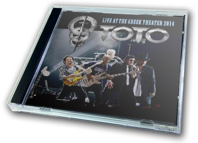 TOTO - LIVE AT THE GREEK THEATER 2014