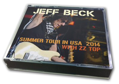 JEFF BECK - SUMMER TOUR IN USA 2014