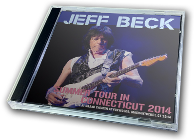 JEFF BECK - SUMMER TOUR IN CONNECTICUT 2014