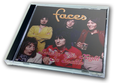 FACES - TWISTIN' THE NIGHT IN SEATTLE