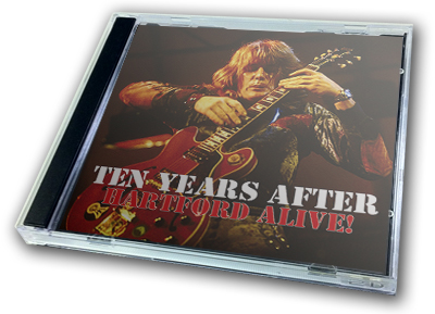 TEN YEARS AFTER - HARTFORD ALIVE!