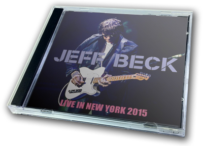 JEFF BECK - LIVE IN NEW YORK 2015