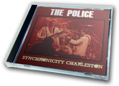 POLICE - SYNCHRONICITY CHARLESTON